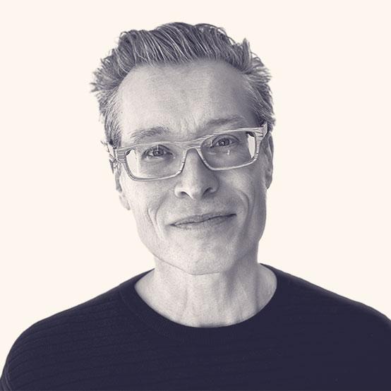 Portrait of Dan Graney