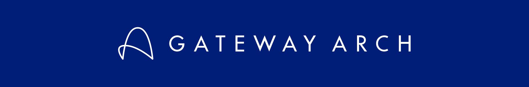 Gateway Arch horizontal logo