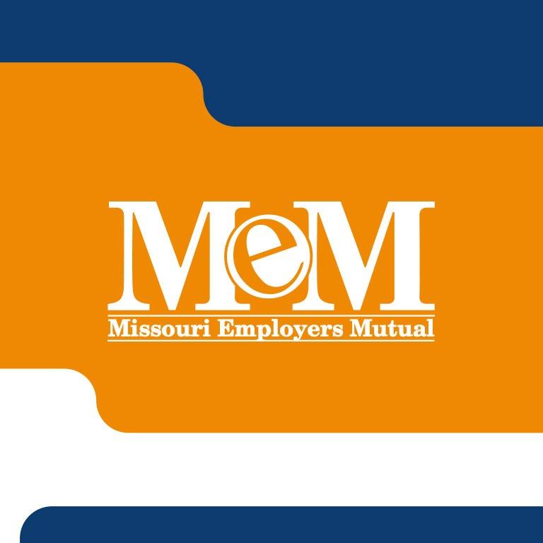 brand graphic of Missouri Employers Mutual logo square